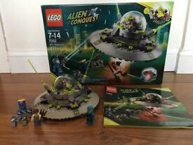 Lego alien ufo