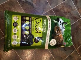 Rabbit food - Burgess 10kg bag