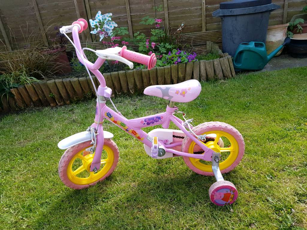 Peppa Pig Bike And Scooter 3 4 Year Old In Sunderland Tyne And