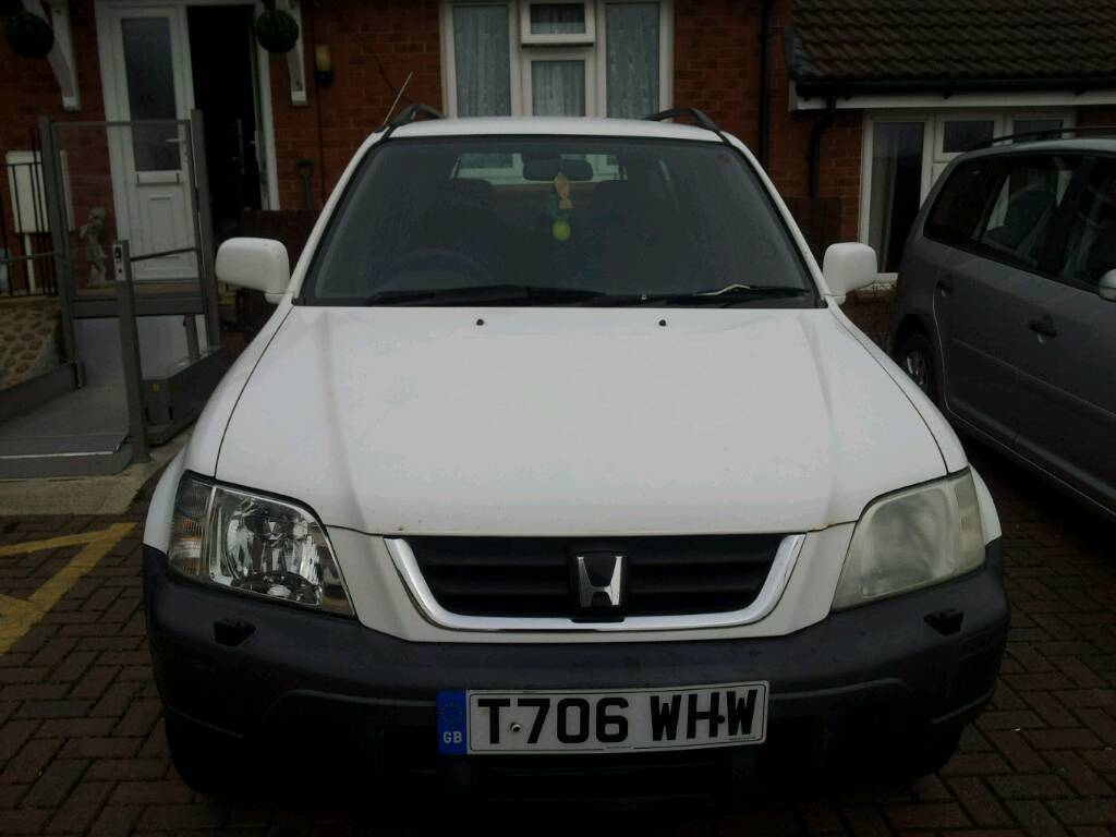 Honda crv open to sensible offers