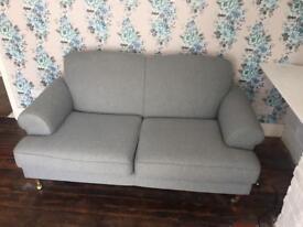 Two Seater sofas -pair