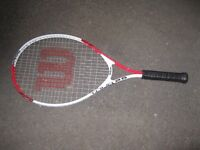 Child's Wilson tennis racquet
