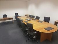 OFFICE SPACE TO LET WITHIN BUSINESS CENTRE ON MAXWELL ROAD, from £130pw
