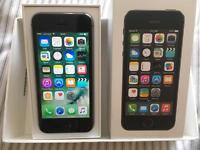 iPhone 5S Unlocked 16GB space grey Excellent condition