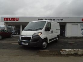 Peugeot Boxer 330 Professional 2.2 Six Speed. Well Maintained, Wood Lined, June 2015.