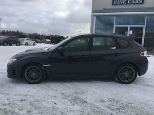 2013 Subaru WRX ONE OWNER ACCIDENT FREE NAV/HTD LEATHER SUNROOF Kitchener / Waterloo Kitchener Area image 3