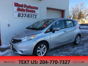 2015 Nissan Versa Note 1.6 SL **Back up Camera**Navigation**