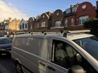 Mercedes vito van roof rack