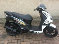 Scooter,low miles,very clean,hardly used.