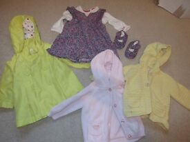 Baby girl clothes set 3-6 month