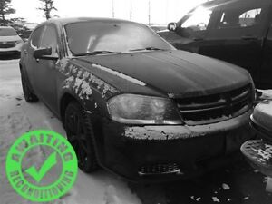 2013 Dodge Avenger SE Blacktop| Rem Entry| UConnect w/BT| 18 All