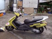 Honda pantheon 125cc 2007 for spares or repair