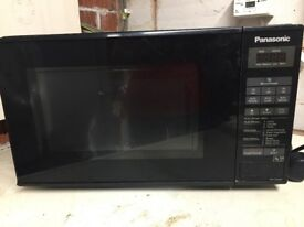Panasonic microwave for spares and repairs