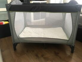 Travel cot great condition