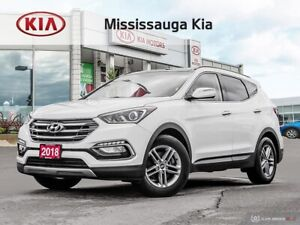 2018 Hyundai Santa Fe Sport 2.4 SE PANORAMIC ROOF , LEATHER ,...
