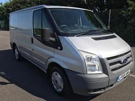 2009 (59) FORD TRANSIT 110-260T FULL SERVICE HISTORY