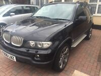BMW X5 AUTOexcellent condition ,HPI CLEAR, 2 keys, FSH,MOT