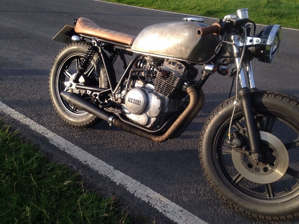 yamaha xs 250 - cafe racer | in worsley, manchester | gumtree