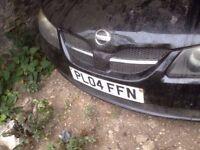 Nissan ALMERA, 2004, Low Mileage, Black colour Quick sale