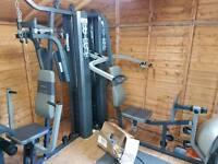 Big multi gym