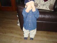 Ornamental Free Standing Boy