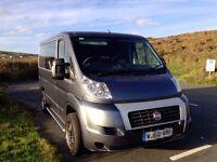 Fiat Ducato - Campervan / Day Van - Like VW T5, Citroen Relay, Peugeot Boxer