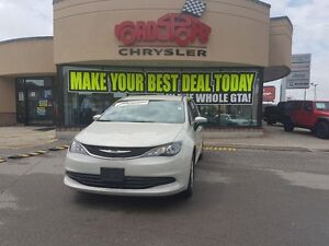 2017 Chrysler Pacifica LX REAR CAM SAFETY TEC BLIND SPOT DETECTI