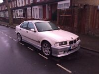 "1991 BMW 318i , Auto E36. 3 series, full leather , 17"" alloys, performance exhaust"