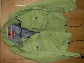 Klobba Waterproof Wading jacket.
