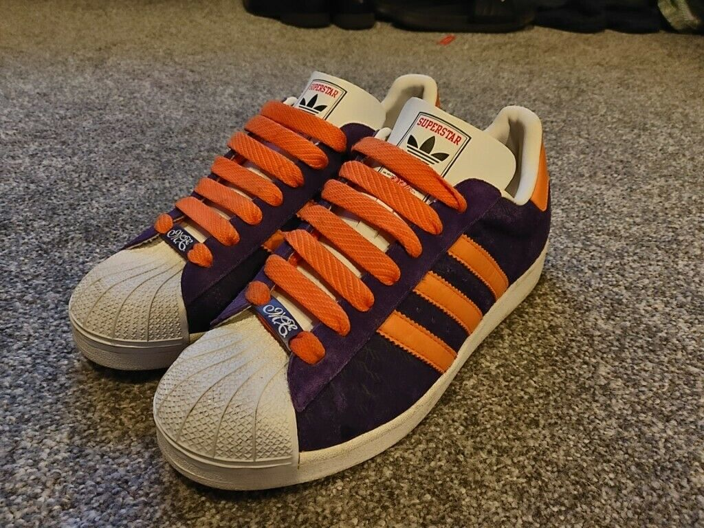 online for sale united kingdom online here Adidas Superstar 35th anniversary (No.21 Missy Elliott) Size 8 **Speci | in  Newcastle, Tyne and Wear | Gumtree