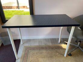 Desk - adjustable