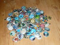25 Cabochon Pendants Great For Jewellery Making Craft Beautiful Charms