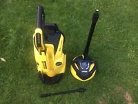 Kärcher K4 Premium Full Control with Patio Cleaning Head