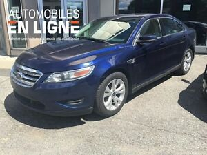 2011 FORD TAURUS SEL AWD+BLUETOOTH+MAGS
