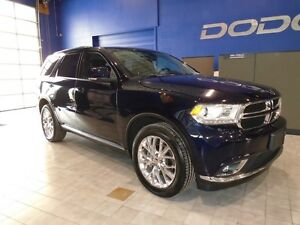 2016 Dodge Durango LTD W/ DVD, NAV