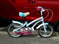 Girls Halfords Cherry Lane Bike