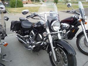 2008 Yamaha V-Star 1100 Classic -