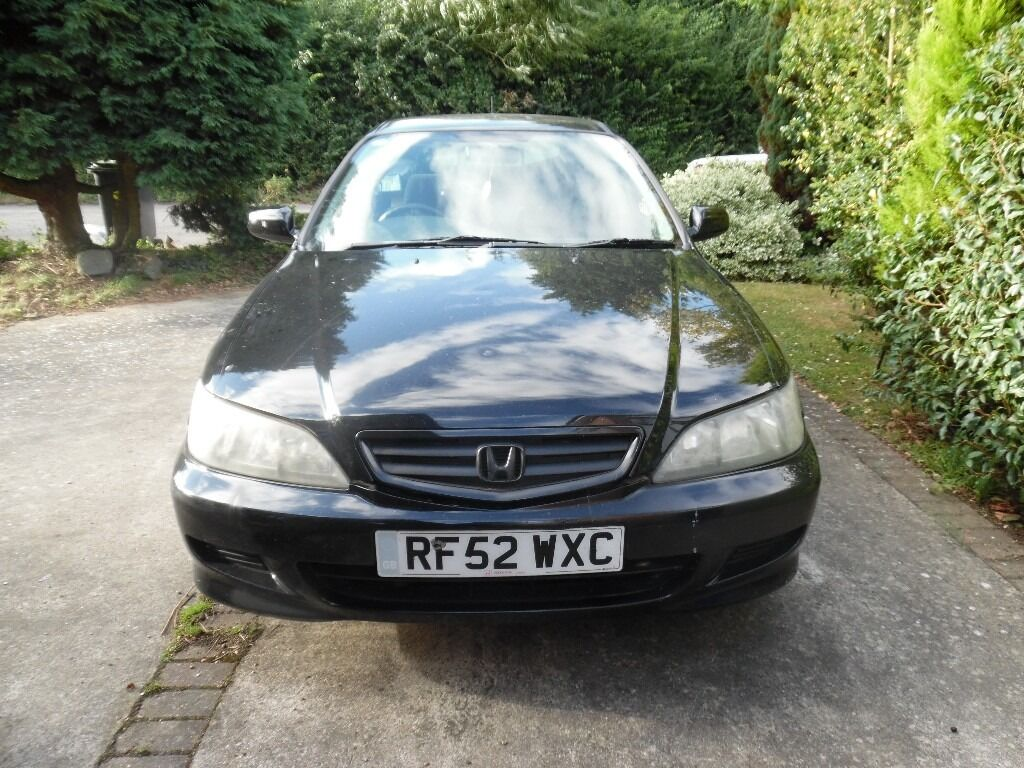 HONDA ACCORD 1.8 VETEC SPORT