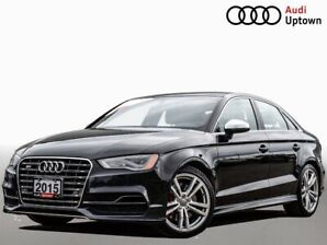 2015 Audi S3 2.0T Technik