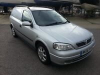 VAUXHALL ASTRA VAN FULL SERVICE HISTORY NICE AND CLEAN