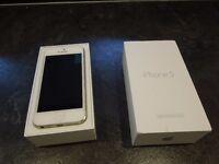 Iphone 5 16GB White/Silver Unlocked