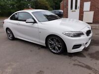 BMW, 2 SERIES, Coupe, 2014, Semi-Auto, 2979 (cc), 2 doors