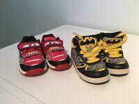 Boys shoes x 2