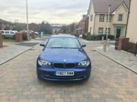 BMW one series 118 miles 89,000 engine size 2.0 petrol