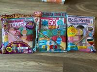 Baby knitting magazines