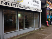 Vacant Retail Premises To Let/May Sell