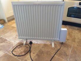 Challenge oil filled panel radiator