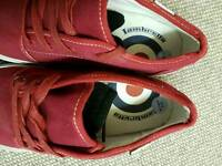 Mens shoes boots canvas flip flpos dr marten climbing wrestling boots size 7