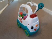 Leapfrog Toy Ambulance