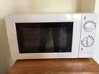 ASDA Microwave White 17L, 700 W